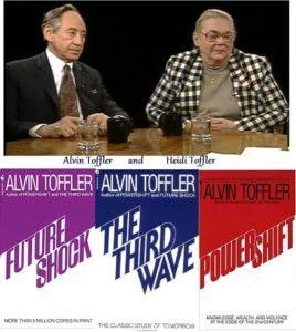 Remembering Alvin Toffler