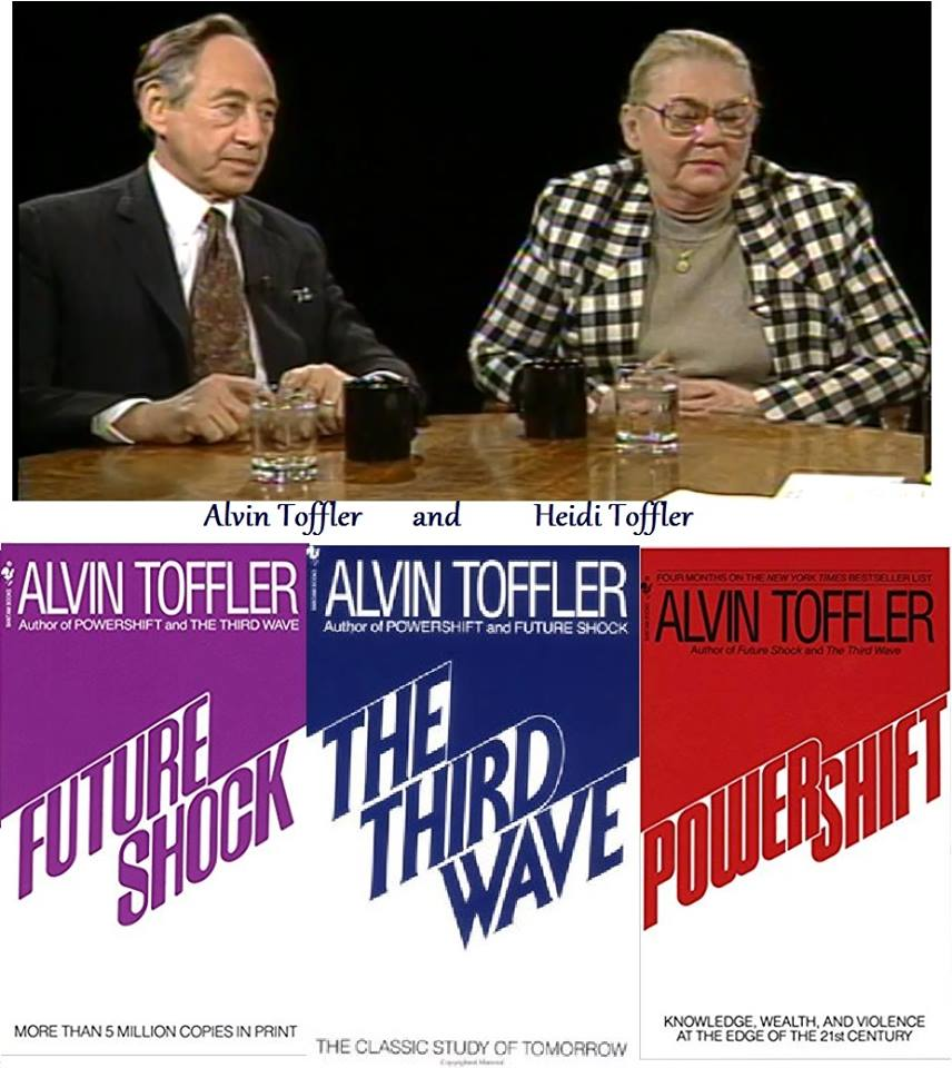 Read more about the article Remembering Alvin Toffler